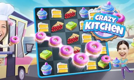 Crazy Kitchen Apk Game Android Free Download
