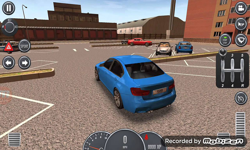Driving School Apk Game Android Free Download