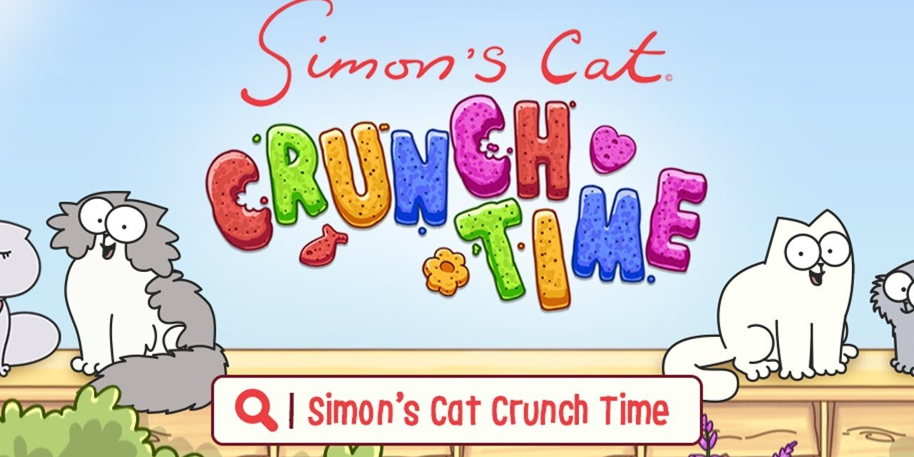 Simon's Cat – Crunch Time Apk Game Android Free Download