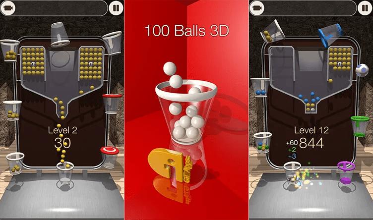 100 Balls 3D Ipa Game iOS Free Download