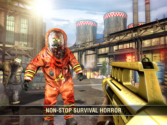 DEAD TRIGGER 2 Zombie Shooter Ipa Game iOS Free Download