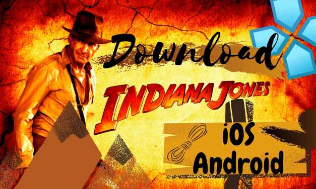 Indiana Jones and the Staff of Kings Game Free Download PPSSPP