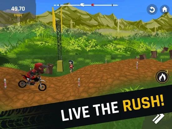 MXGP Motocross Rush Ipa Game iOS Free Download