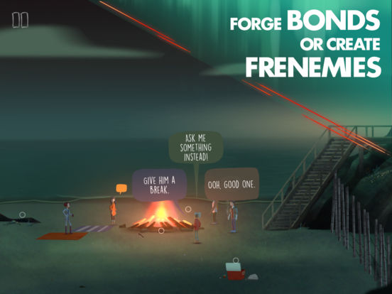 OXENFREE Ipa Game iOS Free Download