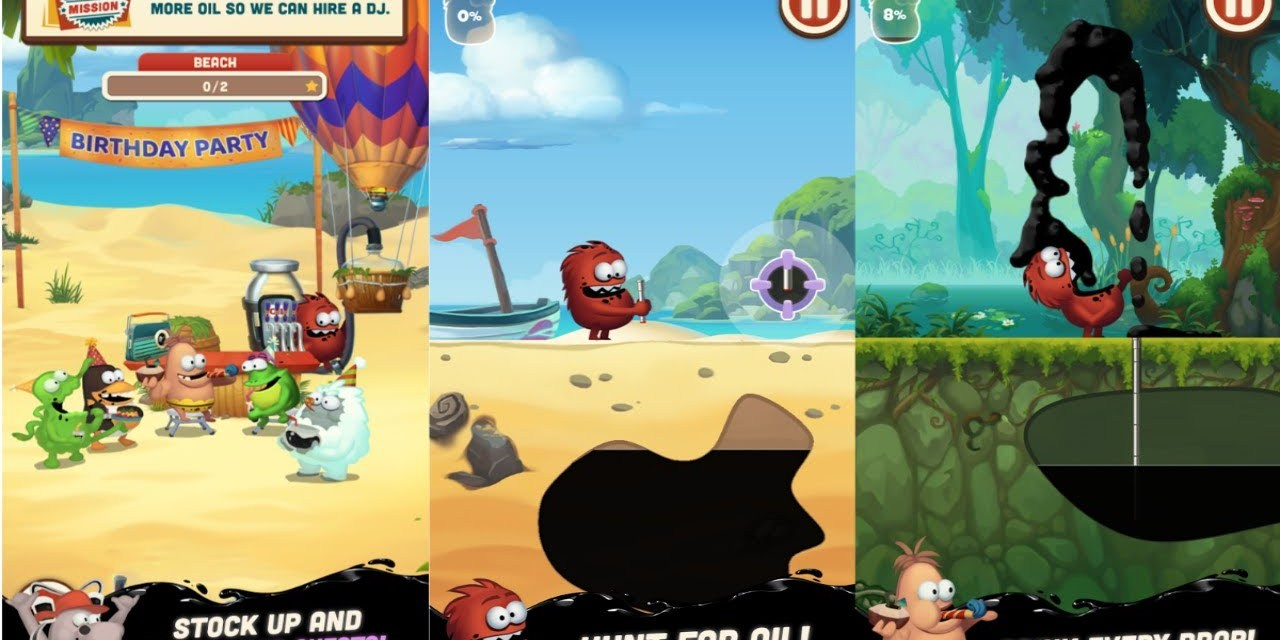 Oil Hunt 2 – Birthday Party Apk Game Android Free Download