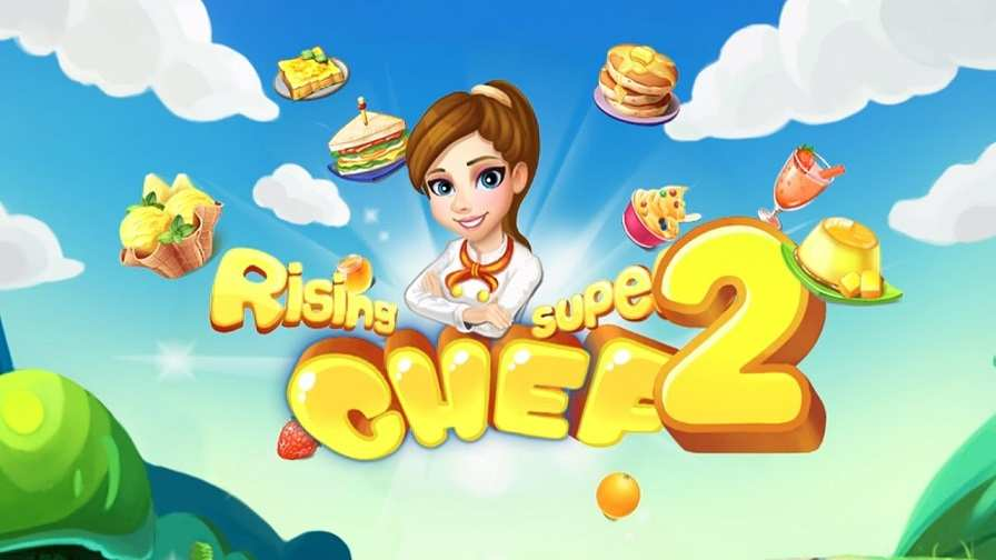 Rising Super Chef 2: Cooking Apk Game Android Free Download