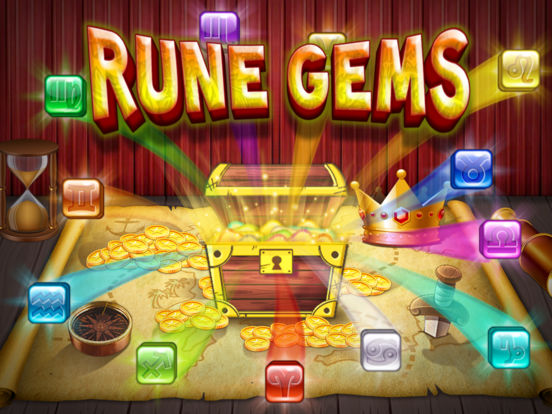 Rune Gems – Deluxe Ipa Game iOS Free Download