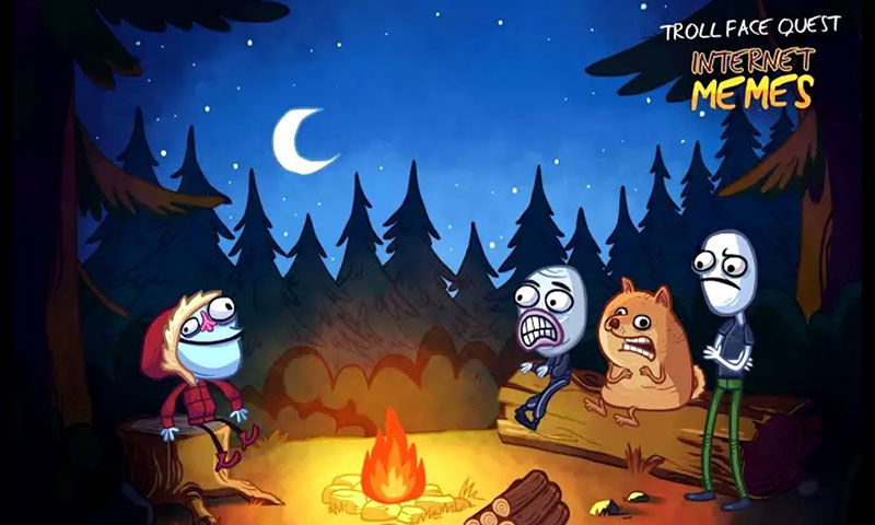 Troll Face Quest Internet Memes Apk Game Android Free Download