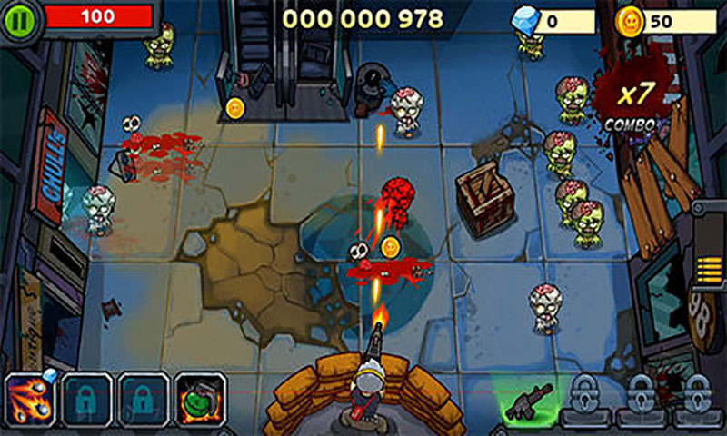 Zombie Survival: Game of Dead Apk Android Free Download