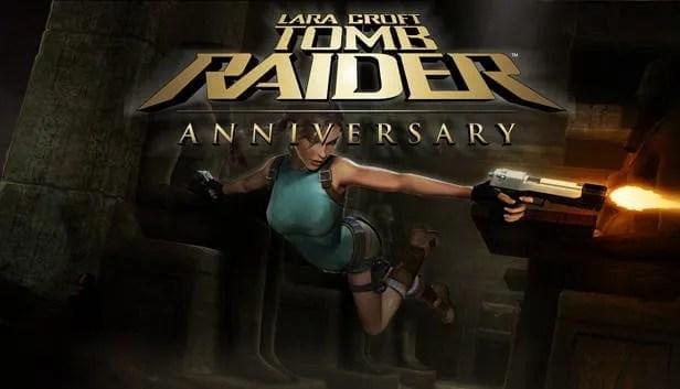 Lara Croft Tomb Raider Anniversary Game Android-iOS Free Download