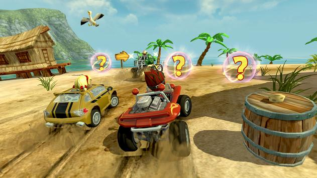 Beach Buggy Racing Apk Game Android Free Download