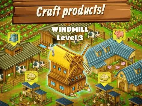 Big Farm: Mobile Harvest Apk Game Android