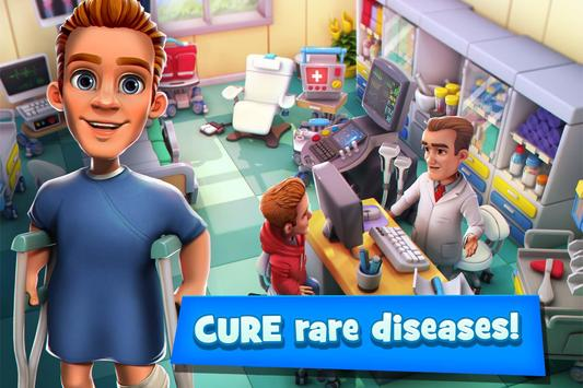 Dream Hospital – Health Care Manager Simulator Apk Game Android Free Download