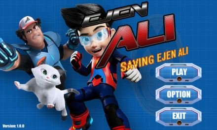 Ejen Ali Emergency Apk Game Android Free Download