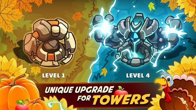 Empire Warriors TD: Epic Tactical RTS Apk Game Android Free Download