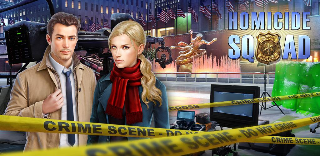 Homicide Squad Apk Game Android Free Download
