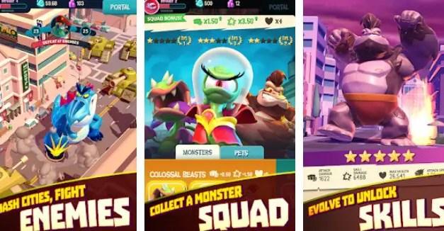 I Am Monster Idle Destruction Apk Game Android Download