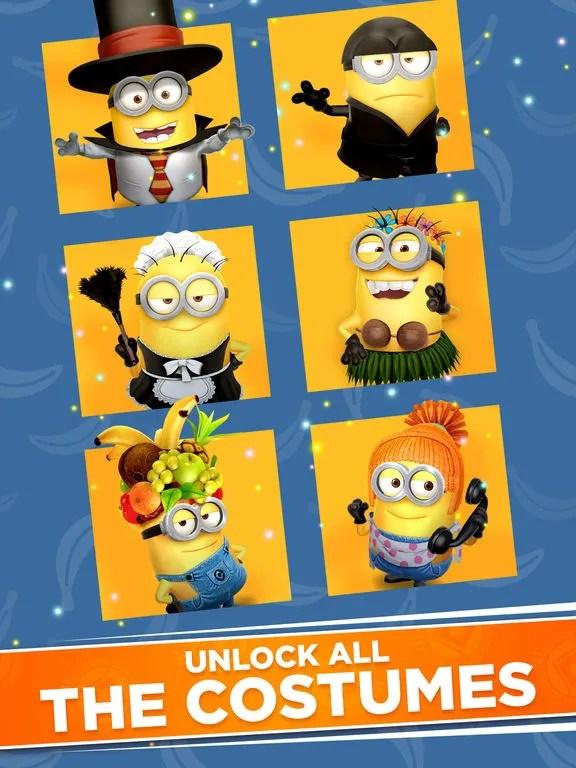 Minion Rush Ipa Game iOS Download