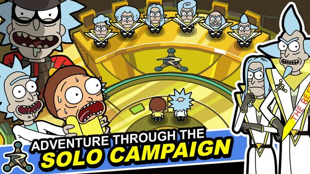 Pocket Mortys Apk Game Android Free Download