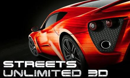 Streets Unlimited 3D Apk Game Android Download