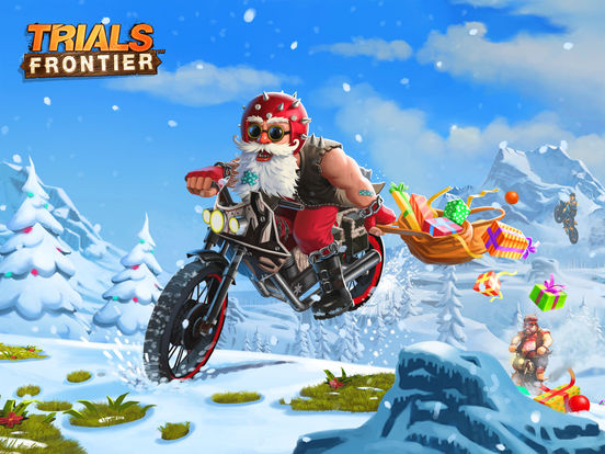 Trials Frontier Ipa Game iOS Download