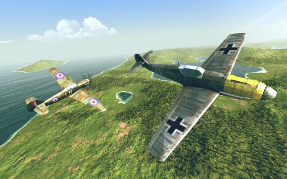 Warplanes WW2 Dogfight Apk Game Android Free Download