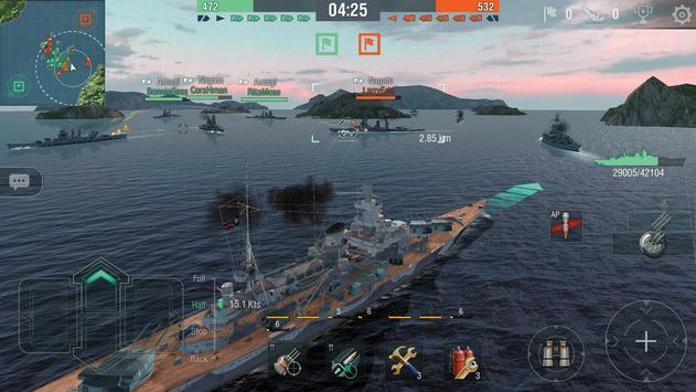 World of Warships Blitz Apk Game Android Free Download