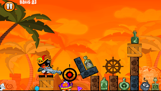 Alien Bottle Buccaneer Ipa Game iOS Download