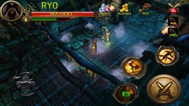 Dungeons Siege: Ninja Hunter Ipa Game iOS Download