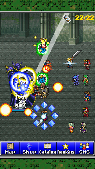FINAL FANTASY ALL THE BRAVEST Ipa Game iOS Download