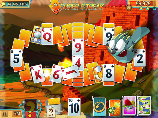 Fairway Solitaire Blast Ipa Games iOS Download