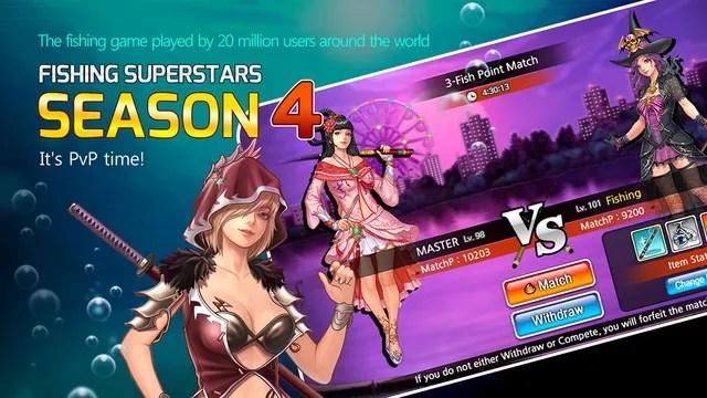 Fishing Superstars: Season 4 Ipa Game iOS Download
