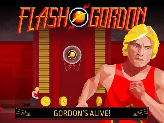 Flash Gordon Ipa Games iOS Download
