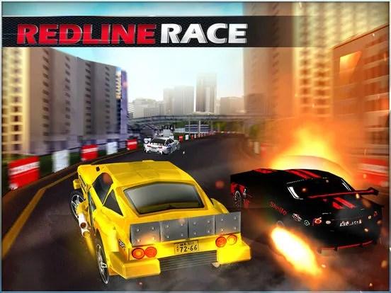 Redline Race Ipa Games iOS Download