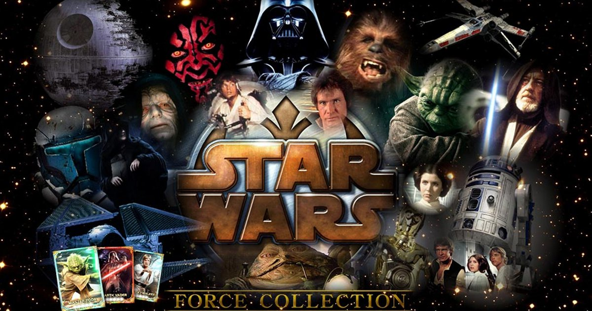 STAR WARS™: FORCE COLLECTION Ipa Games iOS Download