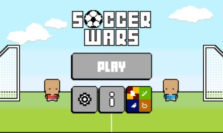 Soccer Wars Ipa Game iOS Download