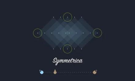 Symmetrica – Minimalistic arcade Game Ipa iOS Download
