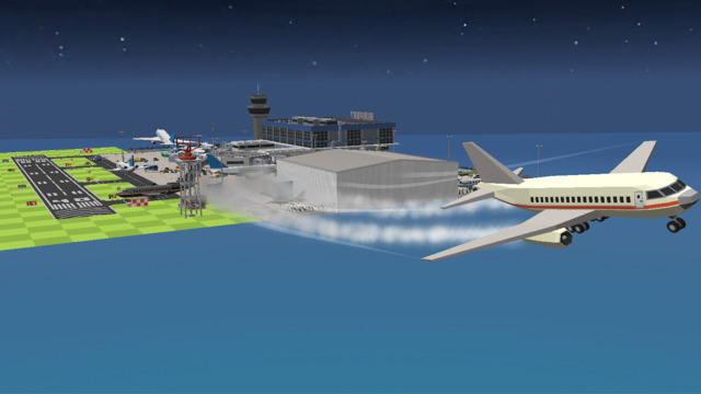 Airplane Flight's Simulator Ipa Game iOS Download
