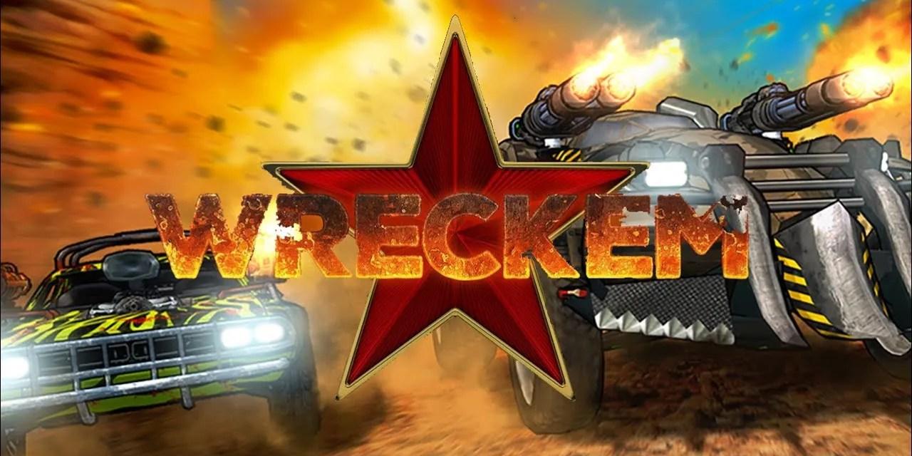 WRECKEM Ipa Games iOS Download