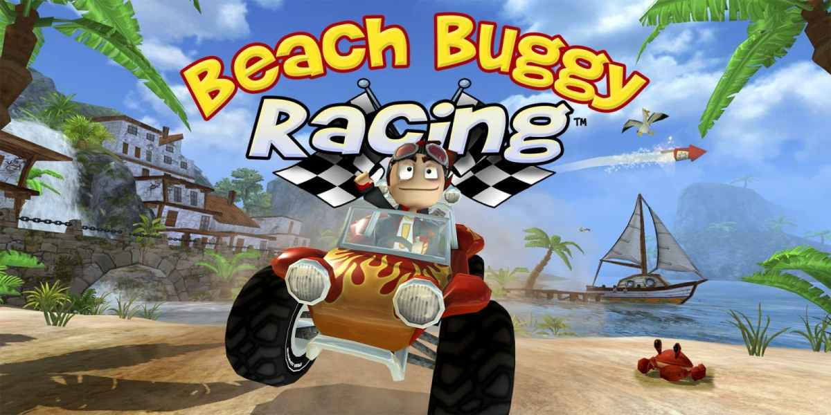 Beach Buggy Racing Ipa Games iOS Download