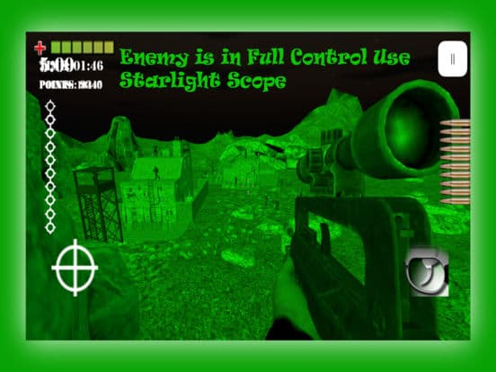 Marine Sharpshooter 3D – Sniper Shooter Games Ipa iOS Download