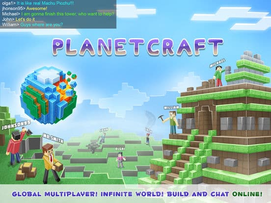 Planet Craft Ipa Games iOS Download