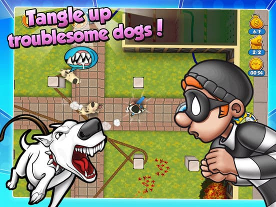 Robbery Bob 2: Double Trouble Ipa Games iOS Download