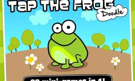 Tap the Frog: Doodle Ipa Games iOS Download