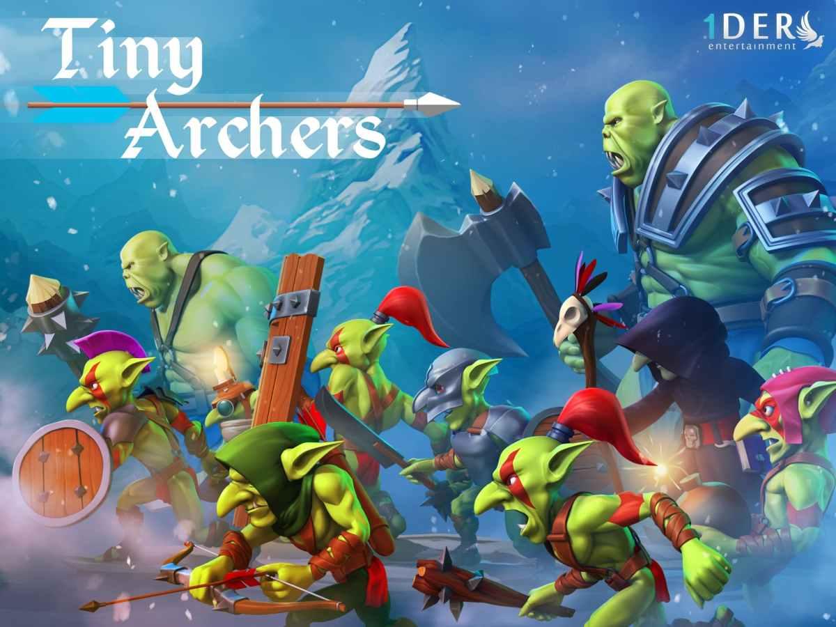 Tiny Archers Ipa Games iOS Download