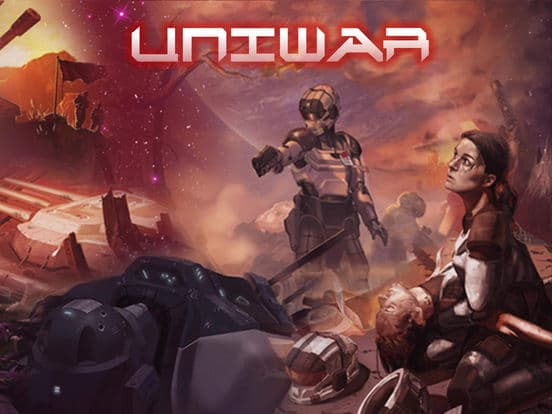 UniWar: Multiplayer Turn-Based Strategy Games Ipa iOS Download