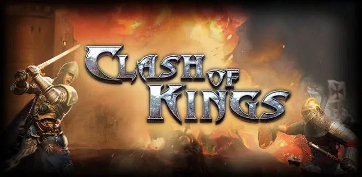 Clash of Kings – CoK iOS
