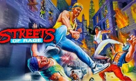 Streets of Rage Classic iOS