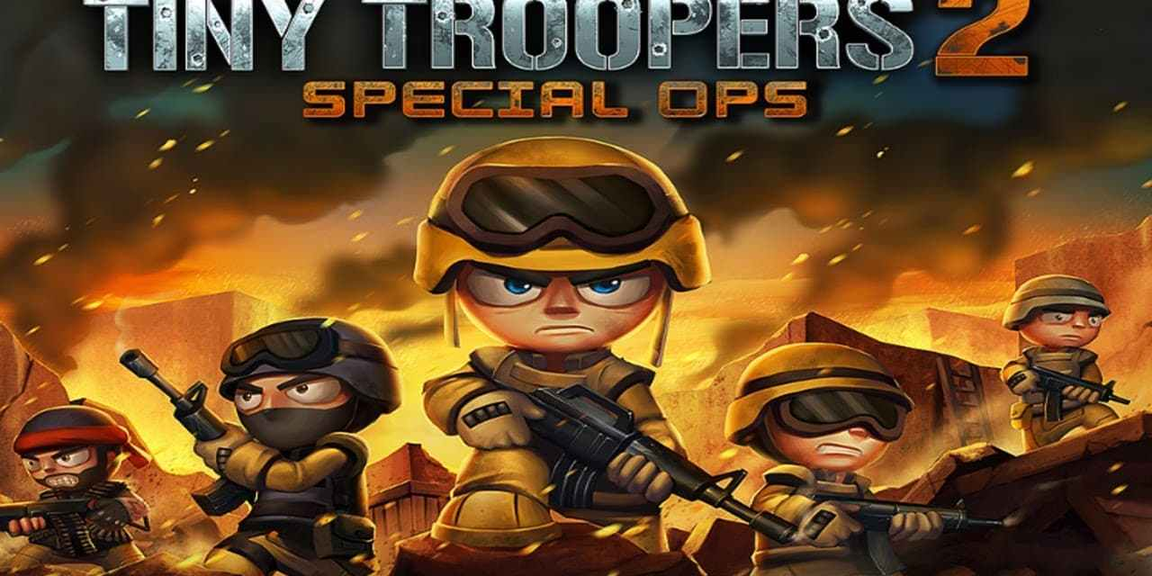 Tiny Troopers 2: Special Ops Ipa Games iOS Download
