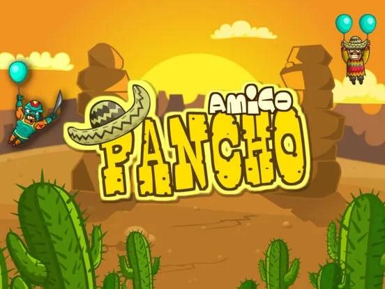 Amigo Pancho iOS